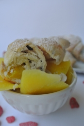 cornetti al mango