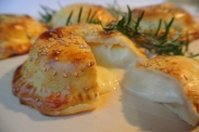 tomino in crosta di pane